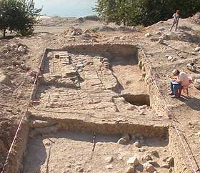Excavations in Surtepe