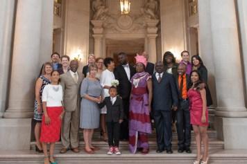 Jaques and Maya's San Francisco Wedding