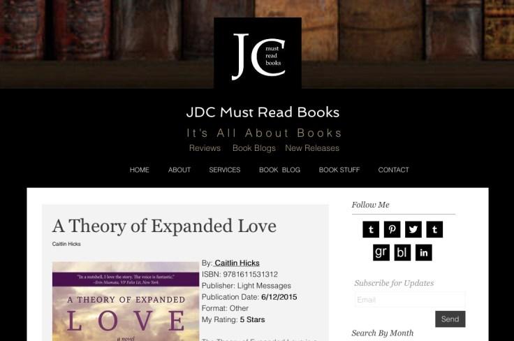 JC MUST READ BOOKS