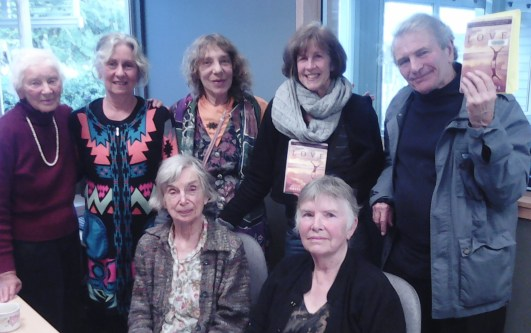 Magdalyne's book club