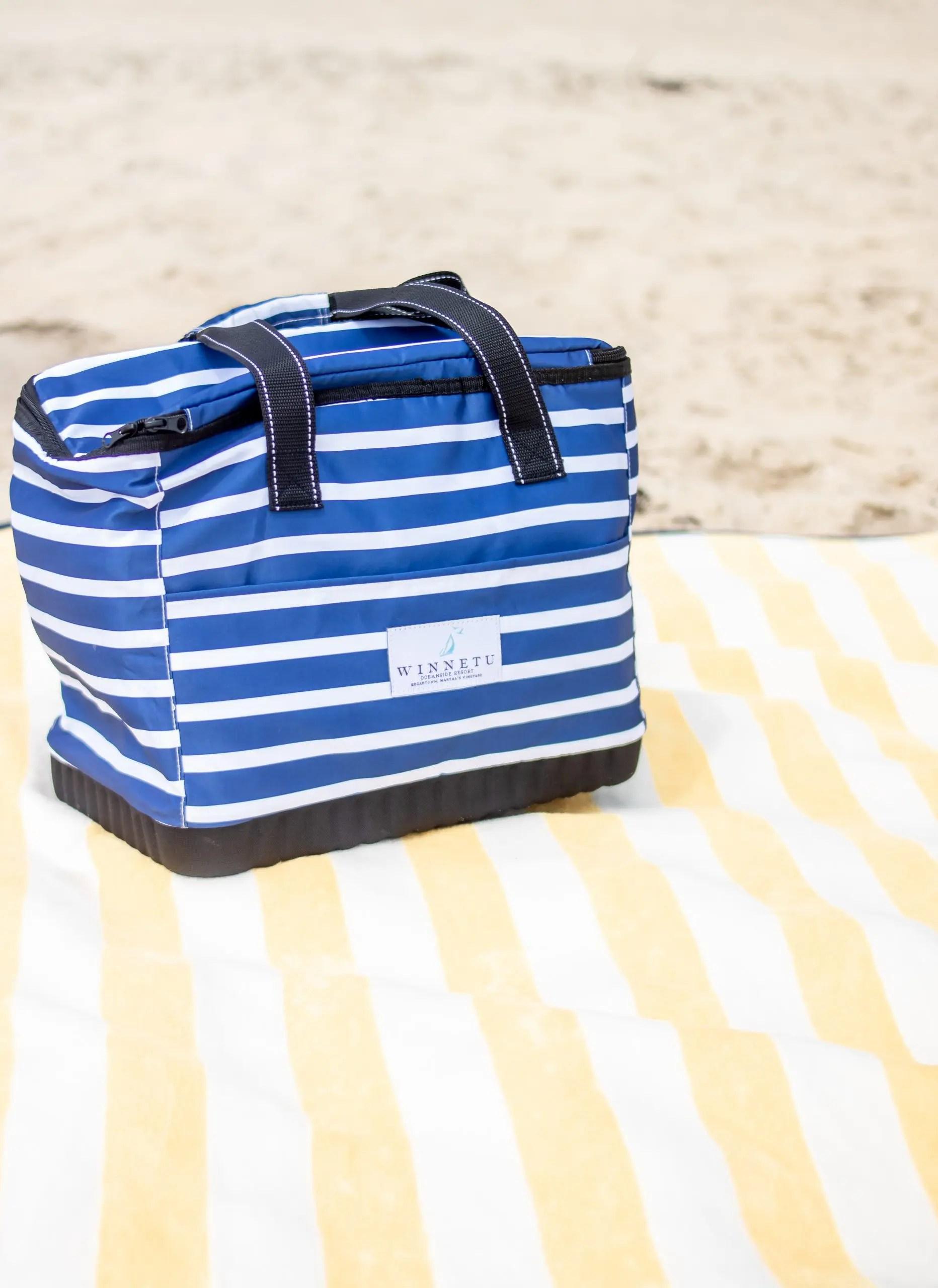 Winnetu Oceanside Resort Picnic Lunch on the Beach