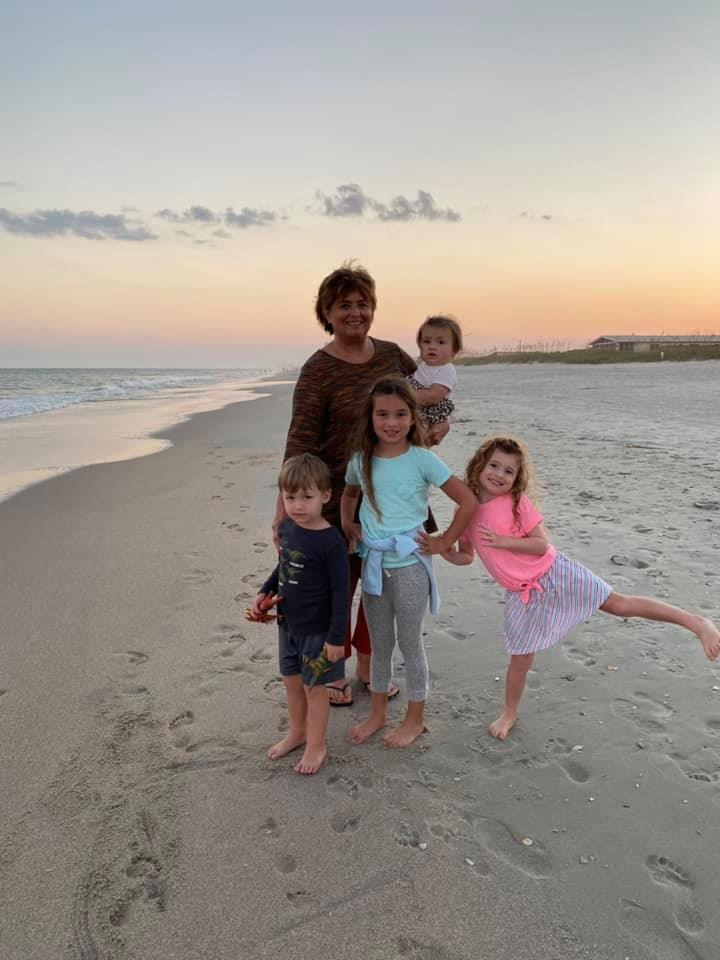 South Carolina Family Beach Trip