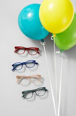 Five Styles For My Fellow Four Eyes Friends