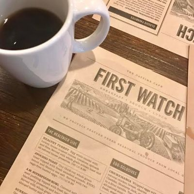 Our New Favorite Brunch Spot; First Watch