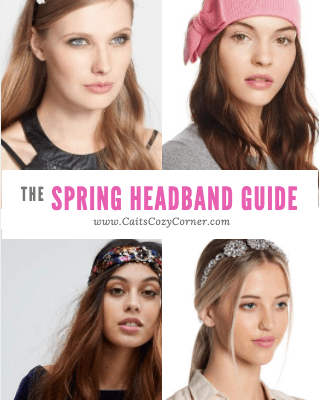 Hairband Must Haves For Spring