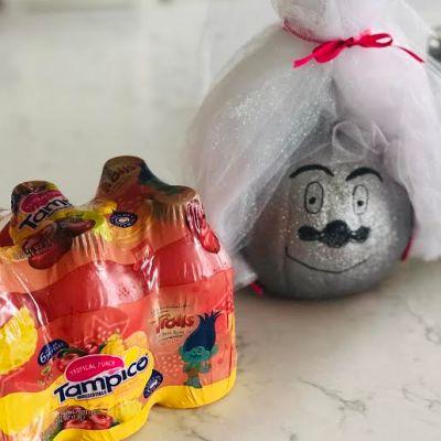 DIY Troll Pumpkin