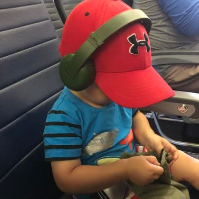 Airplane Essentials For Traveling With Kids