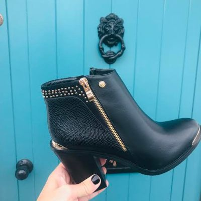 My Favorite Black Booties For Fall