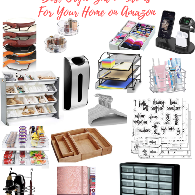 15 Best Organization Items For Your Home on Amazon