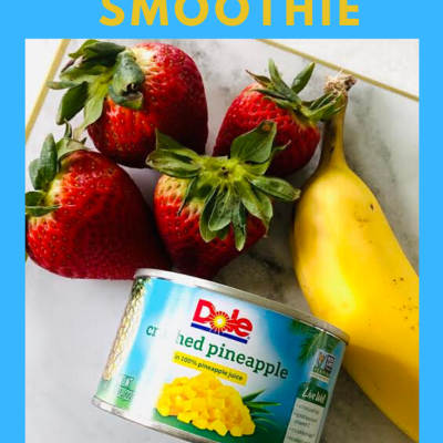 Dole Sunrise Smoothie