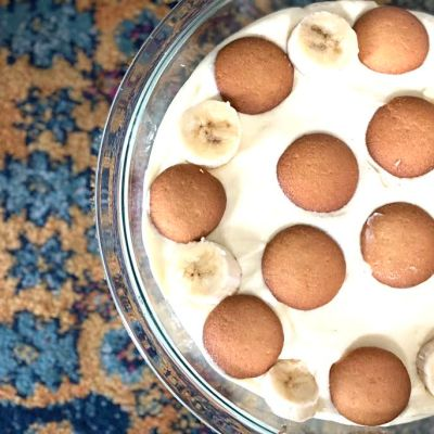 5 Minute Banana Pudding