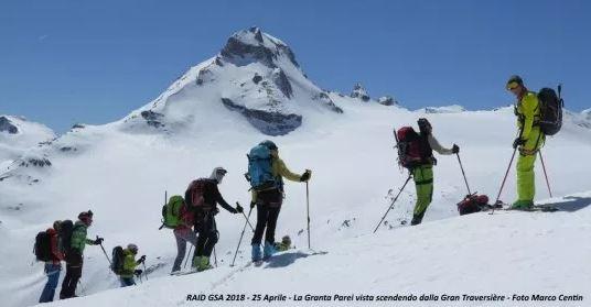 Nuovo Direttivo Gruppo Sci Alpinistico