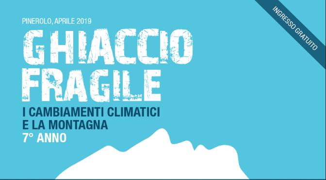 GHIACCIO FRAGILE – 3 CONFERENZE a INGRESSO LIBERO