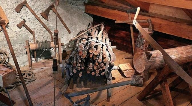 Ecco l'Ecomuseo Colombano Romean