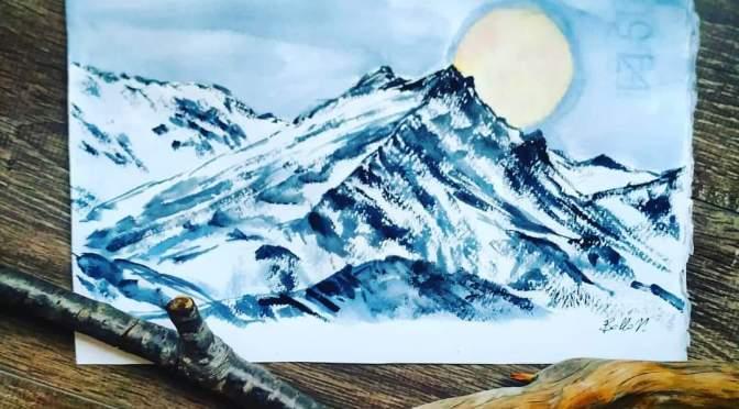 """Montagne, silenzi"""