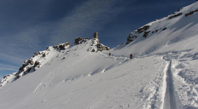 Carlo Crovella: In sci nel Gruppo del Gran Paradiso