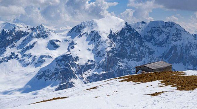 Il Monte Thabor in sci: fiore dai mille petali