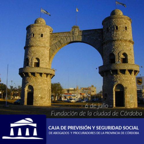 Fundación de la Ciudad de Córdoba