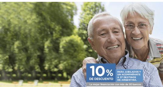 10% de descuento para volar con Aerolíneas Argentinas