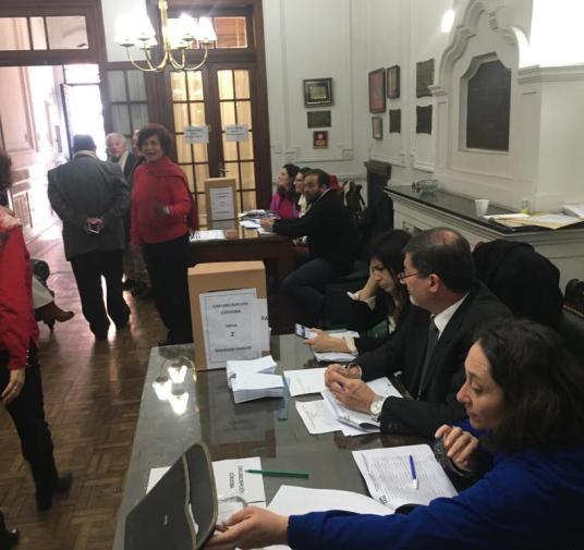 Elecciones 2019 - Afiliados pasivos
