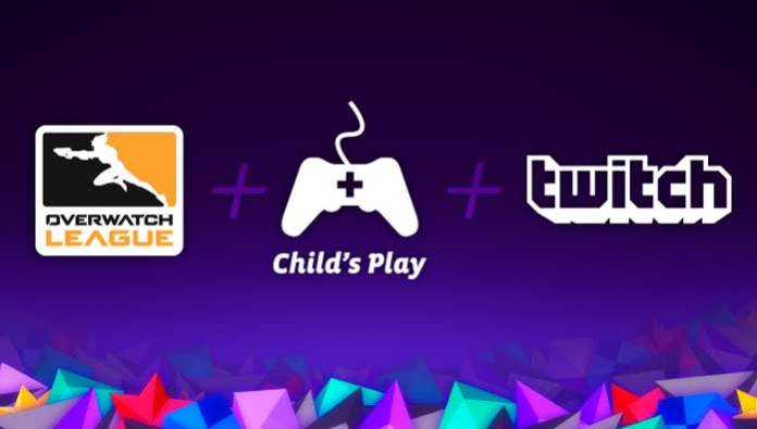 Overwatch-league-all-star-weekend-Childs-play-donations-cheers