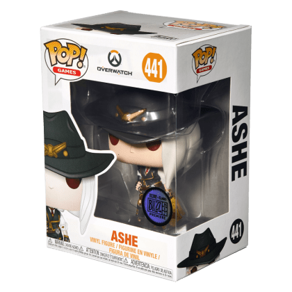 funko pop ashe overwatch blizzard gear store