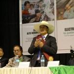 Porfirio Medina rindió cuentas en II Audiencia Pública Regional 2015