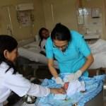 Hospital Regional de Cajamarca realizó campaña de salud preventiva