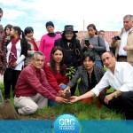 Gobierno Regional inicia forestación con árboles de quina