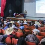 MEM capacita a autoridades de Bambamarca en participación ciudadana y plan de cierre de minas