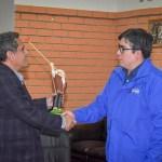 Andrés Villar y Mesías Guevara firmarán convenio por el desarrollo de Cajamarca