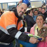 Gold Fields, Municipalidad de Hualgayoc  y Coimolache homenajearon a la Madre hualgayoquina