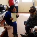 Personas en abandono reciben apoyo social y en salud