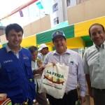 "Todo listo para ""I Feria Comercial de Productores Cajamarquinos"" en campo ferial Iscoconga"