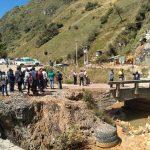 Autoridades y organizaciones inspeccionan pasivos ambientales en Hualgayoc