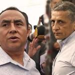 Gregorio Santos llama a la izquierda para pronunciarse y exigir la libertad de Antauro Humala