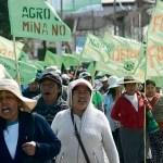 Equipo del Gobierno Regional de Arequipa se reunirá con alcaldes y manifestantes