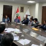 Comisión se reúne en Lima sobre los deductivos de la carretera Chongoyape-Chota