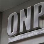 MEF propone que de aportantes a la ONP reciban el bono universal