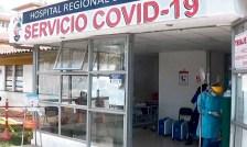 Foto de <Muertes por COVID-19 disminuyeron en Hospital Regional de Cusco
