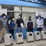 Gold Fields apoya con oxígeno a centros de salud del distrito de Bambamarca