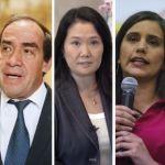 Forsyth mantiene el liderazgo en intención de voto con el 8.9% y Lescano acorta la diferencia con 8.0%, según CPI