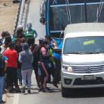 Ejecutivo presentó demanda ante el Tribunal Constitucional contra ley de taxis colectivos