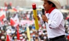 Foto de Pedro Castillo: FP pretende bloquear la proclamación con medidas cautelares