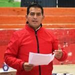 """Alcalde de Celendín: """"regidores intentan paralizar obras en ejecución"""""""