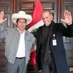 Castillo anuncia a Belmont como asesor del despacho presidencial