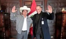 Foto de <Castillo anuncia a Belmont como asesor del despacho presidencial