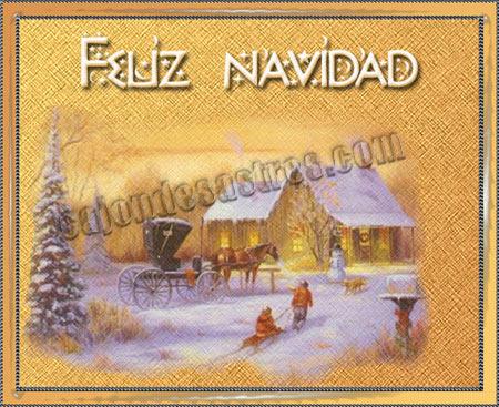 Crear Tarjetas De Navidad 1 Con Photoshop Cajon Desastres - Crear-tarjetas-de-navidad