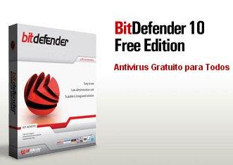 antivirus gratuito bitdefender