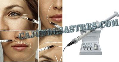 Anuncio de venta de Botox para inyectarlo en casa